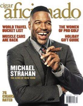 Журнал Cigar Aficionado - ноябрь / декабрь 2014 года