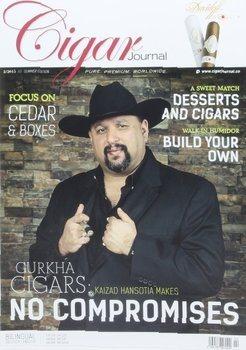 Журнал Cigar Journal Издание 02/2015