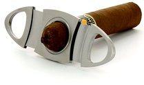 Нож для сигар Adorini овальный, из высококачественной стали Фото 100