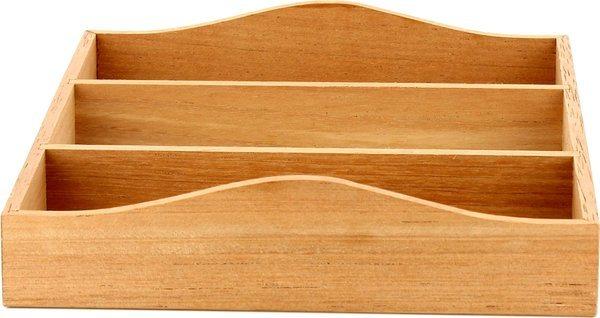 кедровый лоток, размер M для среднего размера, серия Deluxe