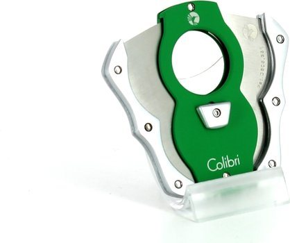 Colibri 'Cut', зеленый/серебро