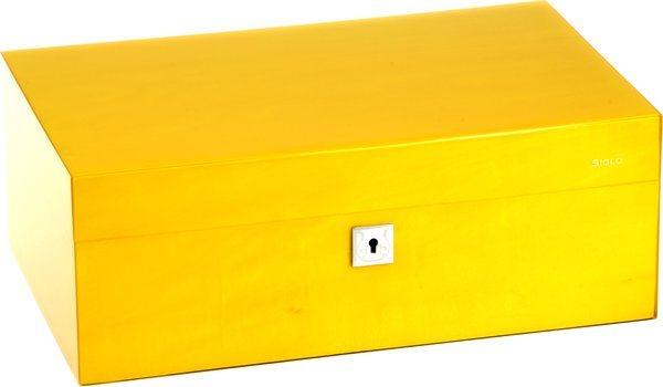 Siglo Хьюмидор M размером 75, желтый