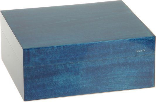 Siglo Хьюмидор S размером 50, синий