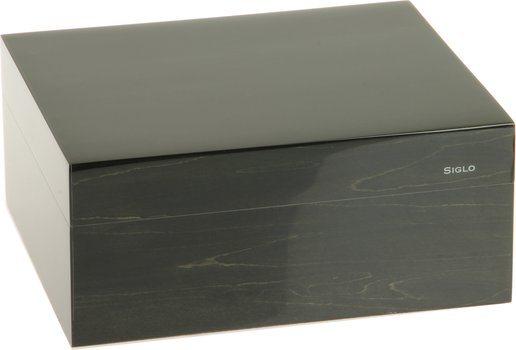 Siglo Хьюмидор S размером 50, темно-серый