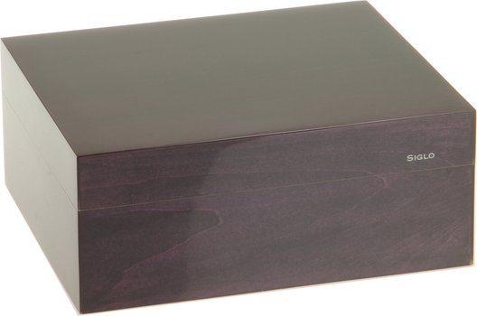 Siglo Хьюмидор S размером 50, фиолетовый