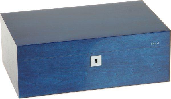 Siglo Хьюмидор M размер 75, цвет синий