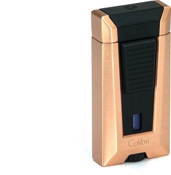Colibri Stealth 3 зажигалка, матовая, золотисто-розовый цвет