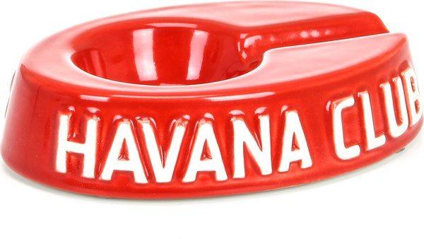 Havana Club Egoista, пепельница, красный
