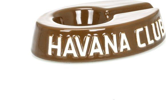 Havana Club Egoista, пепельница, коричневый