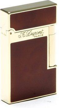 ST Dupont Atelier зажигалка, светло-коричневый китайский лак