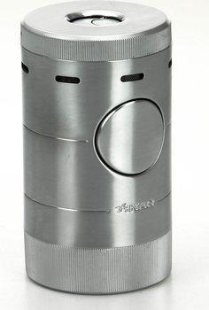 Xikar 569SL Volta зажигалка, серебристый цвет