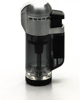 Xikar 525BK механическая зажигалка, черный цвет