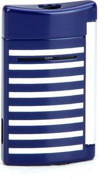 ST Dupont Minijet 10105 - сине белые полоски
