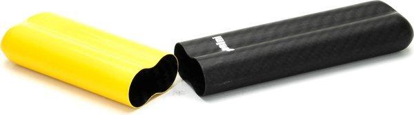 adorini Углеродный чехол для 2 Coronas, желтый/черный