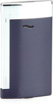 ST Dupont Slim 7 27709 - синий и хромированный
