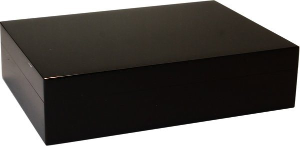 Хьюмидор на 20 сигар Guy Janot Piano, цвет черный