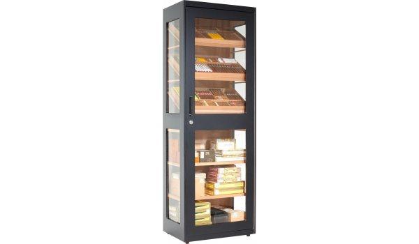 adorini сигарный шкаф Capri Deluxe, черный
