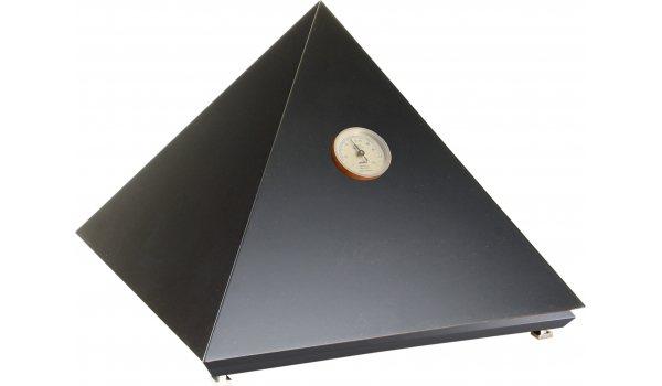 adorini хьюмидор Pyramid Deluxe M, чёрный