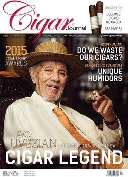 Журнал Cigar Journal 04/2015