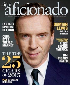 Журнал Cigar Aficionado Февраль 16