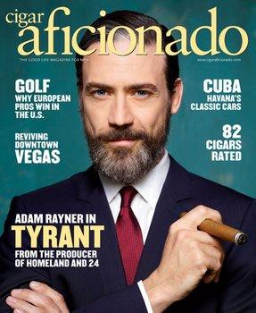 Cigar Aficionado Magazine July/Aug 2016