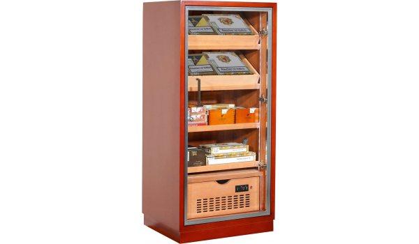 Ravenna 120 Deluxe Шкаф-хьюмидор, коричневый
