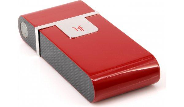 HF Barcelona R Pocket Карманный хьюмидор красного цвета