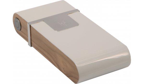 HF Barcelona W Pocket Карманный хьюмидор белого цвета