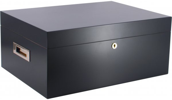 adorini чёрный хьюмидор Vittoria Deluxe