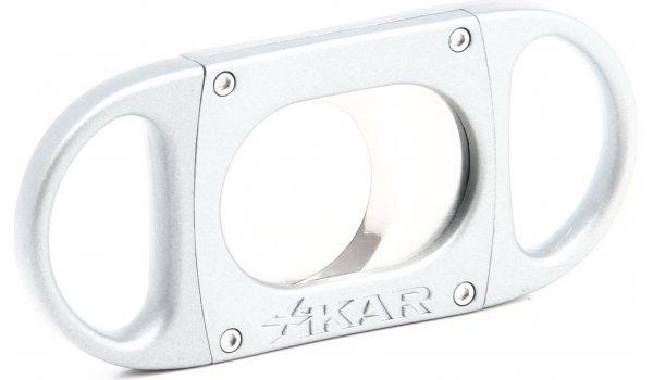 Xikar 209BB X8, резак, металлический цвет