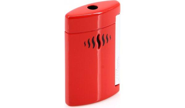 ST Dupont Minijet ярко-красного цвета