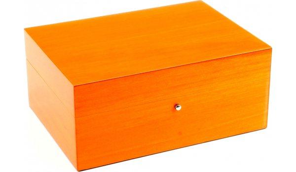 Gentili Оранжевый хьюмидор на 10 сигар