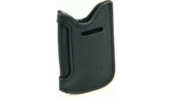 adorini Черный кожаный чехол для S.T. Dupont Minijet