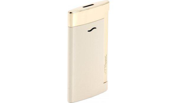 ST Dupont Slim 7 27706 - телесная и золотая отделка
