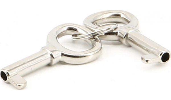 Сменная деталь - стандартный ключ Adorini - серебро