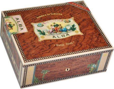 Хьюмидор Elie Bleu Flor De Alba на 75 сигар, бубинг