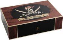 Эксклюзивный хьюмидор Elie Bleu Pirate's Treasure на 110 Сигар