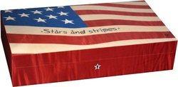 Хьюмидор Elie Bleu Stars & Stripes Flag на 110 сигар