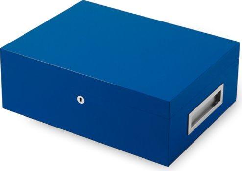 Хьюмидор VillaSPA синий