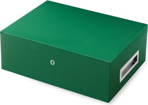 Хьюмидор VillaSpa, цвет зеленый