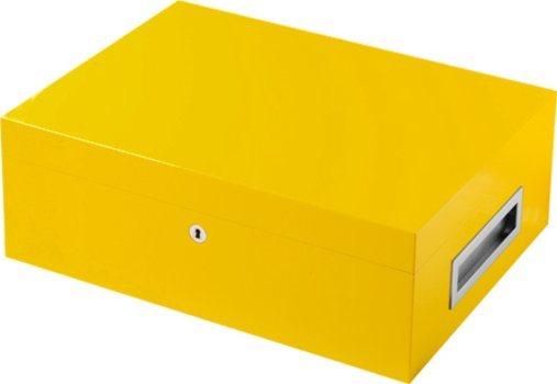 Хьюмидор VillaSPA желтый