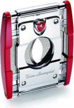 Гильотина с двойным лезвием Lamborghini 'Precisione', красный