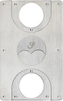 Passatore Гильотина для сигар из нержавеющей стали, форма кредитной карты