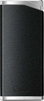 Colibri Delta Зажигалка, черная/хром