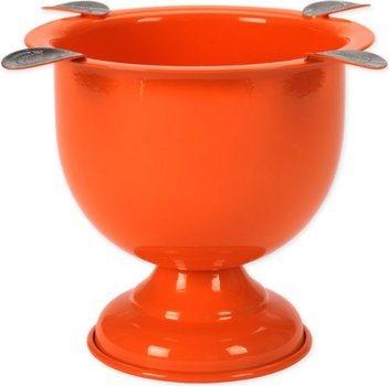 Пепельница Stinky Tall Stirrup оранжевая