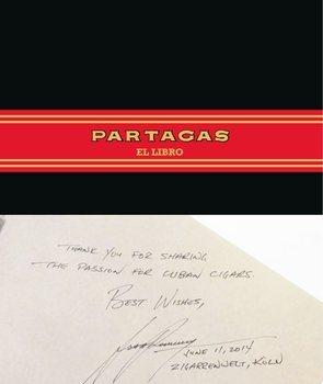 """Книга """"Partagás: Das Buch/Le Livre"""", автор Амир Саарони (издание на немецком и французских языках)"""