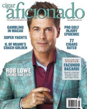 Журнал Cigar Aficionado - июля / августа 2014