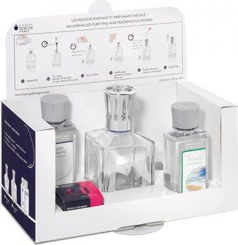 Lampe Berger Стартовый набор: прозрачная стеклянная емкость + 180мл Neutre + 180мл Aire d'Océan