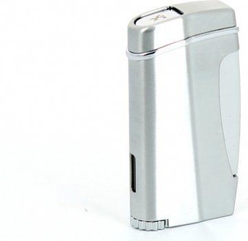 Реактивная зажигалка Xikar, серебро
