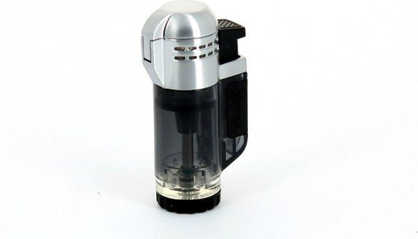 Зажигалка с одиночным пламенем Xikar tech, черный
